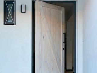 Remodelación Casa Ascencio de Zavala Casas estilo moderno: ideas, arquitectura e imágenes de LEON CAMPINO ARQUITECTURA SPA Moderno