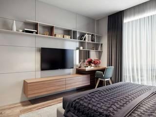 Bedroom:   by interir design work