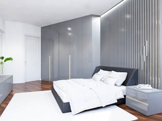 Modern Bedroom by Donna - Exclusividade e Design Modern