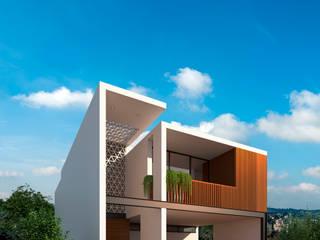de estilo  por Flores Rojas Arquitectura