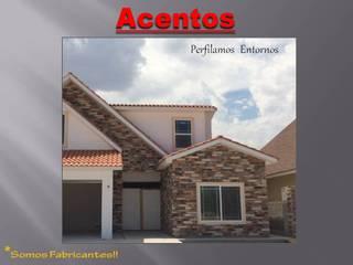 ACENTOS Casas estilo moderno: ideas, arquitectura e imágenes