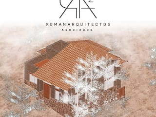Houses by R & A2. ARQUITECTOS SUSTENTABLES, Modern