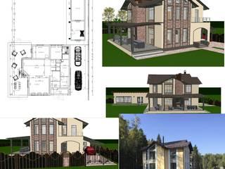 Jardines de estilo clásico de D O M | Architecture interior Clásico