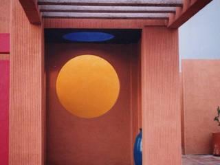 Terraza Arakán: Casas de estilo  por DOOR arquitectos