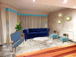 OOST / Sabrina Gillio ห้องนั่งเล่น