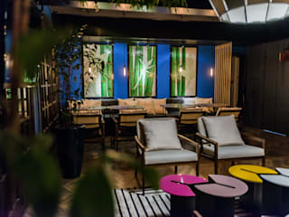 Mostra Sul Joinville 2017 - Lounge Bar: Bares e clubes  por AWS • ARQUITETURA,Moderno