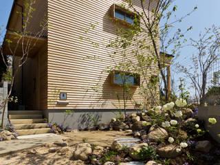 生駒の家2: エイチ・アンド一級建築士事務所 H& Architects & Associatesが手掛けた家です。