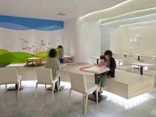 nana's green tea イクスピアリ店 オリジナルなレストラン の 株式会社KAMITOPEN一級建築士事務所 オリジナル
