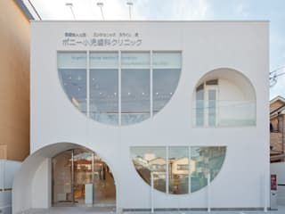 ポニー小児歯科医院 オリジナルな医療機関 の 株式会社KAMITOPEN一級建築士事務所 オリジナル