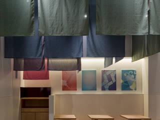 nana's green tea 丸の内ビル店 オリジナルなレストラン の 株式会社KAMITOPEN一級建築士事務所 オリジナル