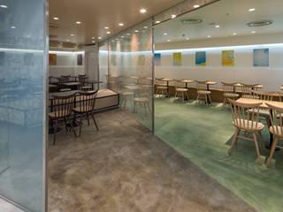 nana's green tea 上野マルイ店 オリジナルなレストラン の 株式会社KAMITOPEN一級建築士事務所 オリジナル