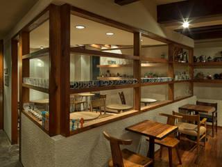 堀口珈琲 オリジナルなレストラン の 株式会社KAMITOPEN一級建築士事務所 オリジナル