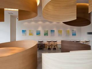 nana's green tea グランフロント大阪店 オリジナルなレストラン の 株式会社KAMITOPEN一級建築士事務所 オリジナル