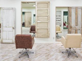 ANTHEM美容室 オリジナルな商業空間 の 株式会社KAMITOPEN一級建築士事務所 オリジナル