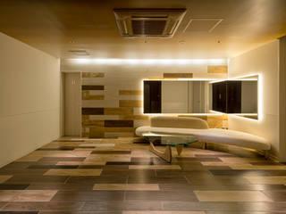 外苑スタジオ(フォトスタジオ) オリジナルな商業空間 の 株式会社KAMITOPEN一級建築士事務所 オリジナル