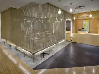 nana's green tea 熊本パルコ店 オリジナルな商業空間 の 株式会社KAMITOPEN一級建築士事務所 オリジナル