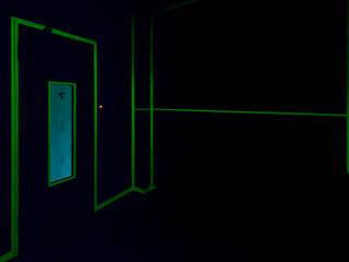 サウンドシャッフル(カラオケ) オリジナルな商業空間 の 株式会社KAMITOPEN一級建築士事務所 オリジナル