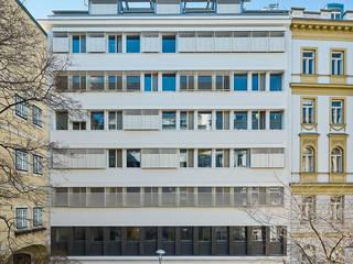 AKM Bürohäuser - Umbau, Sanierung, Adaptierung:  Bürogebäude von RATAPLAN - Architektur ZT GmbH