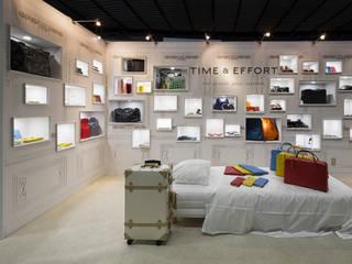 TIMES & EFFORT オリジナルな商業空間 の 株式会社KAMITOPEN一級建築士事務所 オリジナル