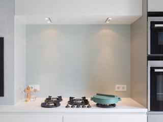 StrandNL architectuur en interieur Unit dapur