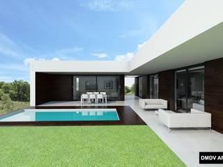 Modern Terrace by DMDV Arquitectos Modern