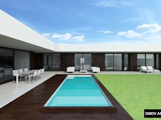 by DMDV Arquitectos Modern