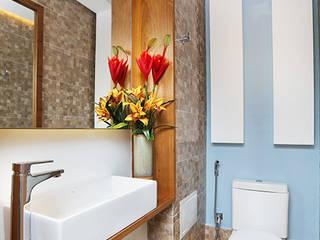 banheiro: Clínicas  por RI Arquitetura