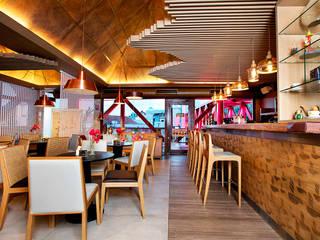 Gastronomie moderne par RI Arquitetura Moderne