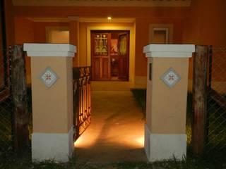 Casa LM: Casas de estilo  por Gomez Vidaguren Arquitectos