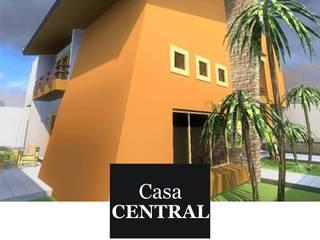 Дома в стиле модерн от Gosivan | Arquitecto Модерн