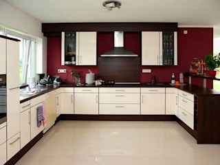 Cocinas residenciales economicas 現代廚房設計點子、靈感&圖片