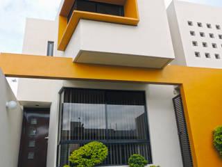 Casa Tesalia / DOOR arquitectos: Casas de estilo  por DOOR arquitectos