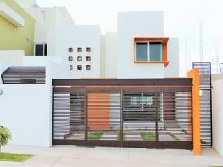 Casa Helena / DOOR arquitectos: Casas de estilo  por DOOR arquitectos