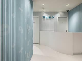 NANBOYA 川崎店 オリジナルな商業空間 の 株式会社KAMITOPEN一級建築士事務所 オリジナル