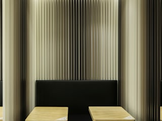 nana's green tea 上海 ipam店 オリジナルな商業空間 の 株式会社KAMITOPEN一級建築士事務所 オリジナル
