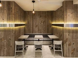 nana's green tea 福岡パルコ店 オリジナルな商業空間 の 株式会社KAMITOPEN一級建築士事務所 オリジナル
