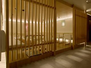 七葉 小田急新宿店 オリジナルな商業空間 の 株式会社KAMITOPEN一級建築士事務所 オリジナル