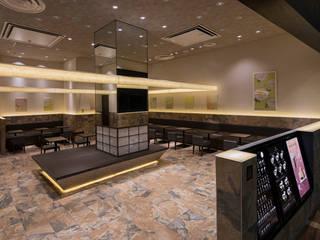 nana's green tea イオンモール伊丹店 の 株式会社KAMITOPEN一級建築士事務所