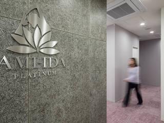 アミーダ Platinum西新宿五丁目店 オリジナルな商業空間 の 株式会社KAMITOPEN一級建築士事務所 オリジナル