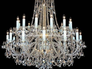 Large Chandeliers Classical Chandeliers Living roomLighting