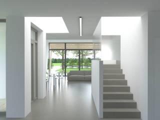 HOUSE / G10 Soggiorno minimalista di Davide Cassini Minimalista