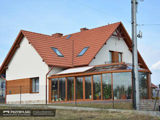 Modern conservatory by P.W. Przybylski Modern