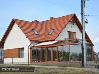 P.W. Przybylski Jardin d'hiver moderne Aluminium/Zinc