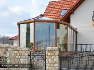 P.W. Przybylski Moderner Wintergarten Aluminium/Zink
