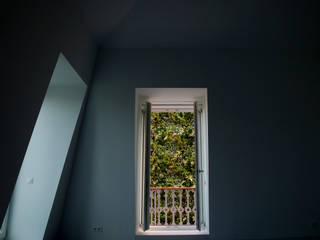 Wonder Wall - Jardins Verticais e Plantas Artificiais Jardines en la fachada