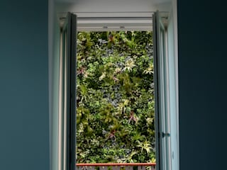 Wonder Wall - Jardins Verticais e Plantas Artificiais สวนหน้าบ้าน