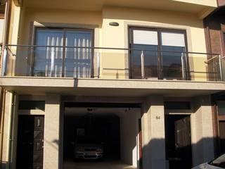 portões, guardas, pergulas... por Serralharia EMS Inox Moderno