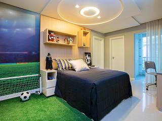 RI Arquitetura Boys Bedroom