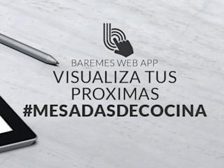 Mesadas Negras Modernas y Funcionales – Mesadas de Cuarzo Negro Europeo Technistone Taurus Black de Technistone Argentina Moderno