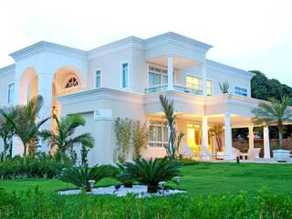 Residência Quintas do Lago: Casas familiares  por RI Arquitetura